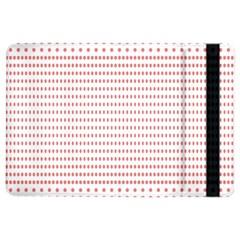 Dalmatian Red Circle iPad Air 2 Flip