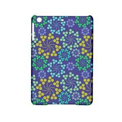 Color Variationssparkles Pattern Floral Flower Purple iPad Mini 2 Hardshell Cases