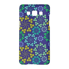 Color Variationssparkles Pattern Floral Flower Purple Samsung Galaxy A5 Hardshell Case