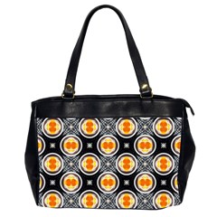 Egg Yolk Office Handbags (2 Sides)
