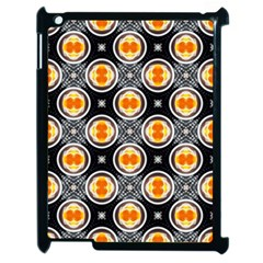 Egg Yolk Apple iPad 2 Case (Black)