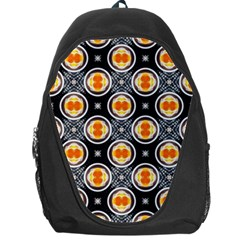 Egg Yolk Backpack Bag