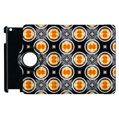 Egg Yolk Apple iPad 3/4 Flip 360 Case
