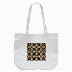 Egg Yolk Tote Bag (White)