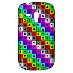 Mapping Grid Number Color Galaxy S3 Mini