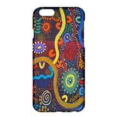 Mbantua Aboriginal Art Gallery Cultural Museum Australia Apple iPhone 6 Plus/6S Plus Hardshell Case