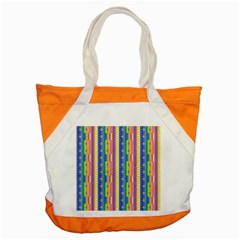 Psychedelic Carpet Accent Tote Bag