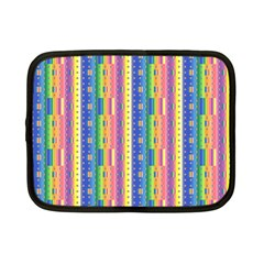 Psychedelic Carpet Netbook Case (Small)