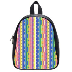 Psychedelic Carpet School Bags (Small)
