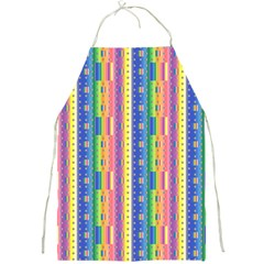 Psychedelic Carpet Full Print Aprons