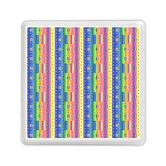 Psychedelic Carpet Memory Card Reader (Square)