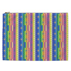 Psychedelic Carpet Cosmetic Bag (XXL)