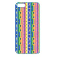 Psychedelic Carpet Apple Seamless iPhone 5 Case (Color)