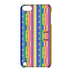 Psychedelic Carpet Apple iPod Touch 5 Hardshell Case with Stand