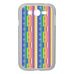 Psychedelic Carpet Samsung Galaxy Grand DUOS I9082 Case (White)
