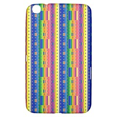 Psychedelic Carpet Samsung Galaxy Tab 3 (8 ) T3100 Hardshell Case