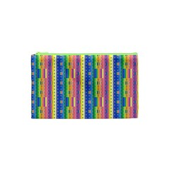 Psychedelic Carpet Cosmetic Bag (XS)