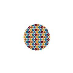 Star Ball 1  Mini Buttons