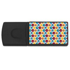 Star Ball USB Flash Drive Rectangular (2 GB)