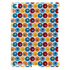 Star Ball Apple iPad 3/4 Hardshell Case (Compatible with Smart Cover)