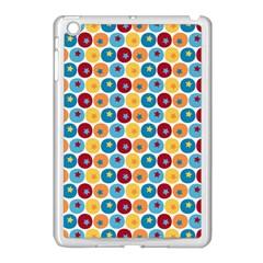 Star Ball Apple iPad Mini Case (White)