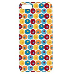Star Ball Apple iPhone 5 Hardshell Case with Stand