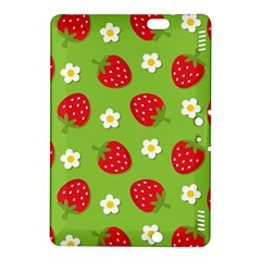 Strawberries Flower Floral Red Green Kindle Fire HDX 8.9  Hardshell Case