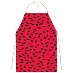 Watermelon Seeds Full Print Aprons