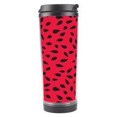 Watermelon Seeds Travel Tumbler