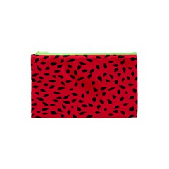 Watermelon Seeds Cosmetic Bag (XS)
