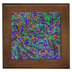 We Need More Colors 35a Framed Tiles