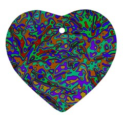 We Need More Colors 35a Ornament (Heart)