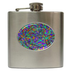 We Need More Colors 35a Hip Flask (6 oz)