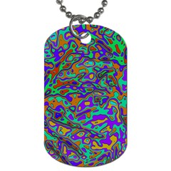We Need More Colors 35a Dog Tag (Two Sides)