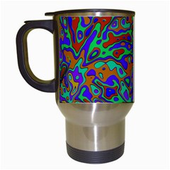 We Need More Colors 35a Travel Mugs (White)