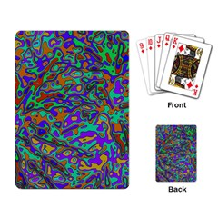 We Need More Colors 35a Playing Card