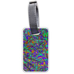 We Need More Colors 35a Luggage Tags (One Side)
