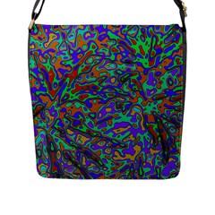 We Need More Colors 35a Flap Messenger Bag (L)