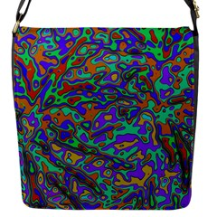 We Need More Colors 35a Flap Messenger Bag (S)