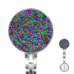 We Need More Colors 35a Stainless Steel Nurses Watch