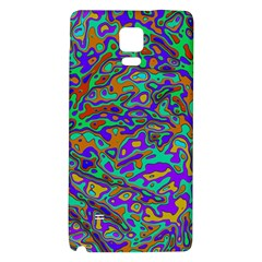 We Need More Colors 35a Galaxy Note 4 Back Case