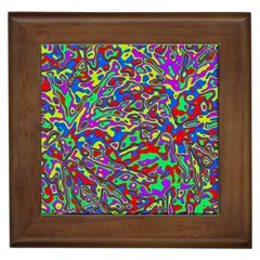 We Need More Colors 35c Framed Tiles