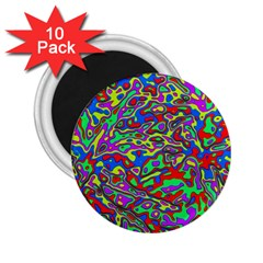 We Need More Colors 35c 2.25  Magnets (10 pack)