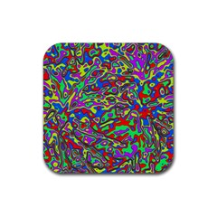 We Need More Colors 35c Rubber Coaster (Square)