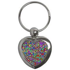 We Need More Colors 35c Key Chains (Heart)
