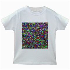 We Need More Colors 35c Kids White T-Shirts