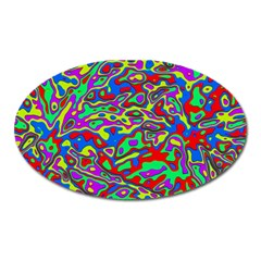 We Need More Colors 35c Oval Magnet
