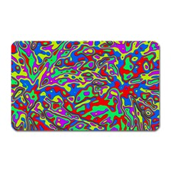We Need More Colors 35c Magnet (Rectangular)
