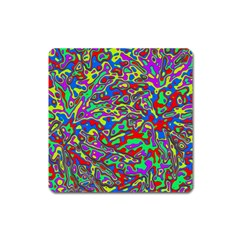 We Need More Colors 35c Square Magnet