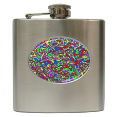 We Need More Colors 35c Hip Flask (6 oz)